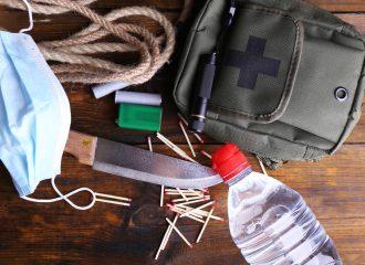 kit de sobrevivencia o que deve conter e qual sua importancia