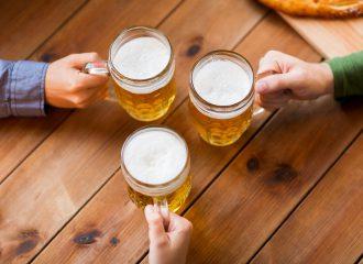 benefícios da cerveja para atletas